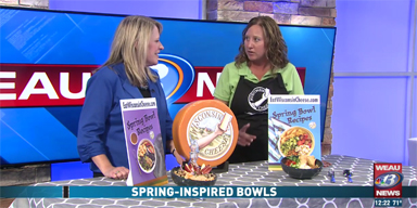 Weau Tv 13 Spring Inspired Bowls And Wisconsin Cheese Wisconsin