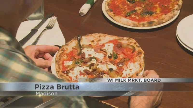 WKOW-TV 27: Pizza Brutta – Wisconsin Dairy Buzz