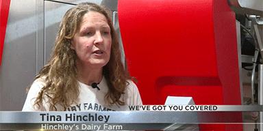 WKOW-TV 27: Celebrating June Dairy Month – Wisconsin Dairy Buzz